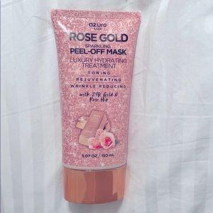 Rose Gold Sparkling Peel Off Mask